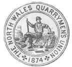 Logo of the North Wales Quarrymen's Union